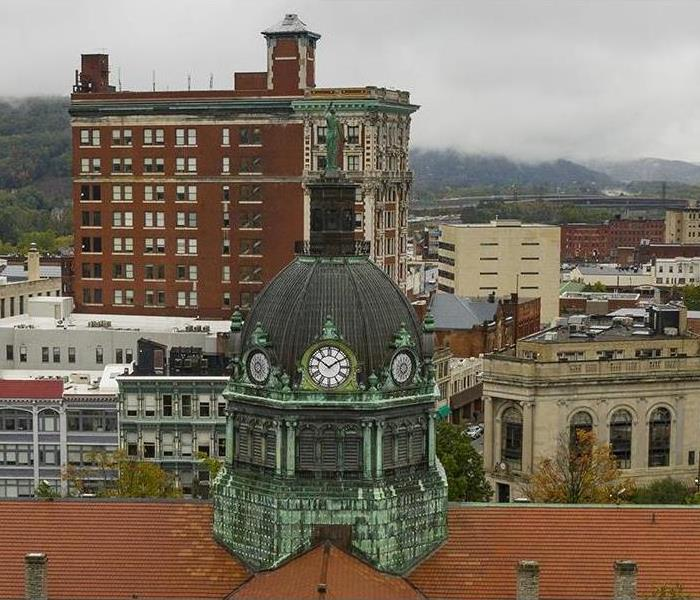 City of Binghamton skyline